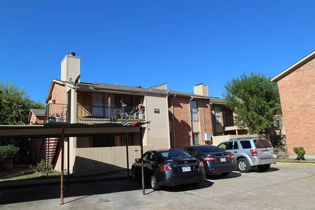 10100 S Gessner Road #404, Houston, TX 77071 (MLS #34432302) :: Caskey Realty