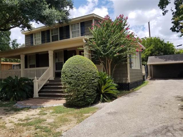 4606 Dickson Street, Houston, TX 77007 (MLS #34432378) :: Giorgi Real Estate Group