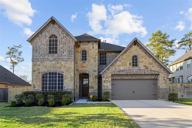 214 Reynosa Court, Pinehurst, TX 77362 (MLS #34450857) :: The Bly Team