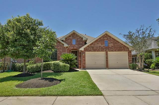 14407 Andrews Ridge Lane, Humble, TX 77396 (MLS #34455763) :: The SOLD by George Team