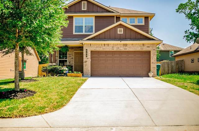 943 Oak Lynn Drive, Conroe, TX 77378 (MLS #34456708) :: Area Pro Group Real Estate, LLC