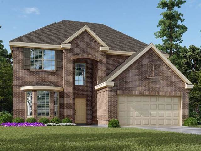 1769 Hickory Place, Pearland, TX 77581 (MLS #3446911) :: Green Residential