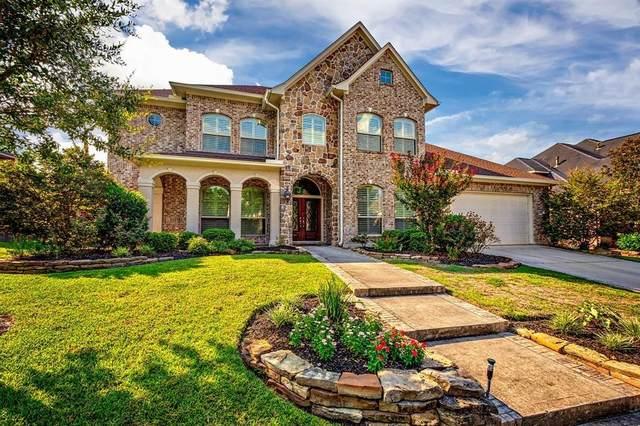 6107 Rustic Creek Lane, Kingwood, TX 77345 (MLS #34472679) :: The Parodi Team at Realty Associates