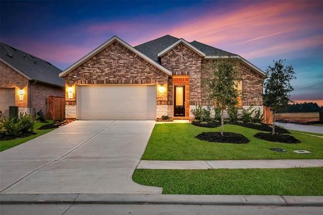 1231 Sandstone Hills Drive, Montgomery, TX 77316 (MLS #34476710) :: The Parodi Team at Realty Associates
