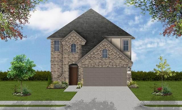 32026 Quail Trace Lane, Conroe, TX 77385 (MLS #34482026) :: The Sansone Group