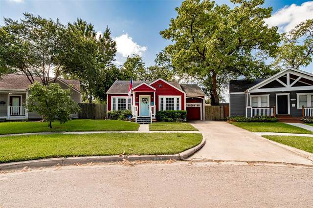 914 Dorothy Street, Houston, TX 77008 (MLS #34482854) :: The Home Branch