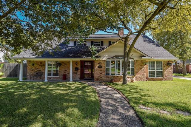 18607 Carriage Court, Nassau Bay, TX 77058 (MLS #34486732) :: The SOLD by George Team