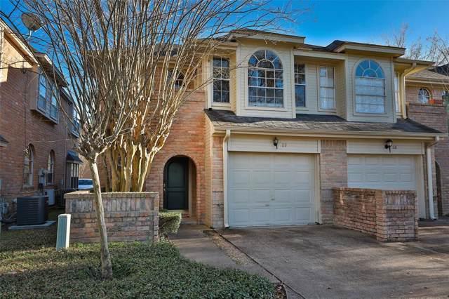 5515 Strack Road #119, Houston, TX 77069 (MLS #34496161) :: Keller Williams Realty
