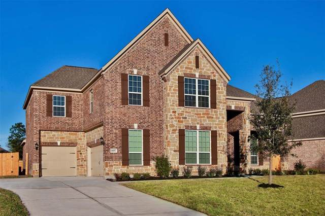 7585 Tyler Run Boulevard, Conroe, TX 77304 (MLS #34503889) :: The Home Branch