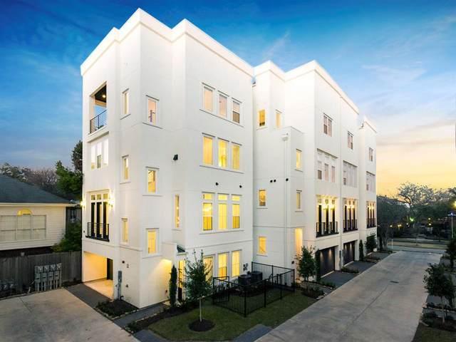 4422 Yoakum Boulevard, Houston, TX 77006 (MLS #34516725) :: Giorgi Real Estate Group