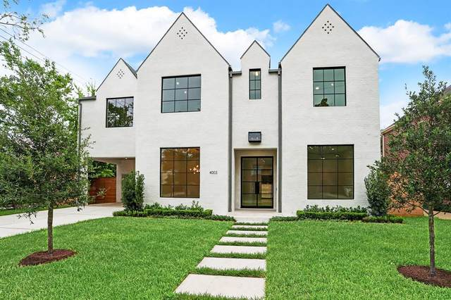 4003 Riley Street, Houston, TX 77005 (MLS #34517242) :: The Heyl Group at Keller Williams