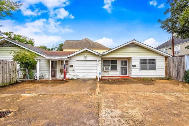5300 Palmetto Street, Houston, TX 77081 (MLS #34531315) :: Texas Home Shop Realty