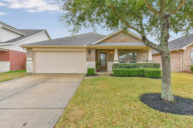 207 Hawks View Drive, La Marque, TX 77568 (MLS #34533833) :: The Queen Team