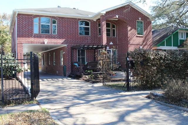 2713 Rosewood Street, Houston, TX 77004 (MLS #34539455) :: The Bly Team