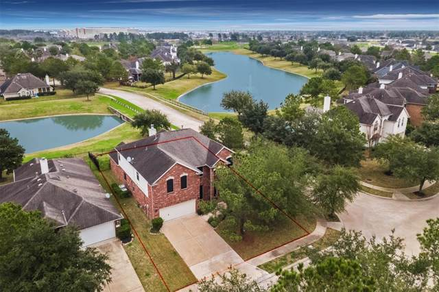 16402 Pinon Vista Drive, Houston, TX 77095 (MLS #34539656) :: The Jill Smith Team