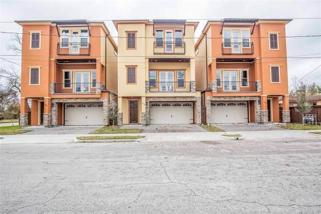 1518 Amundsen Street, Houston, TX 77009 (MLS #34547322) :: Connell Team with Better Homes and Gardens, Gary Greene