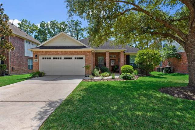 4614 Timber Pine Trail, Kingwood, TX 77345 (MLS #34547714) :: The SOLD by George Team
