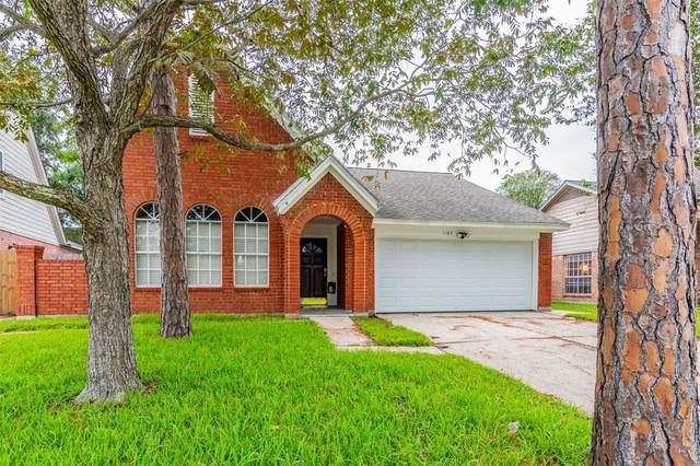 1107 Peachford Lane, Houston, TX 77062 (MLS #34564680) :: The Freund Group