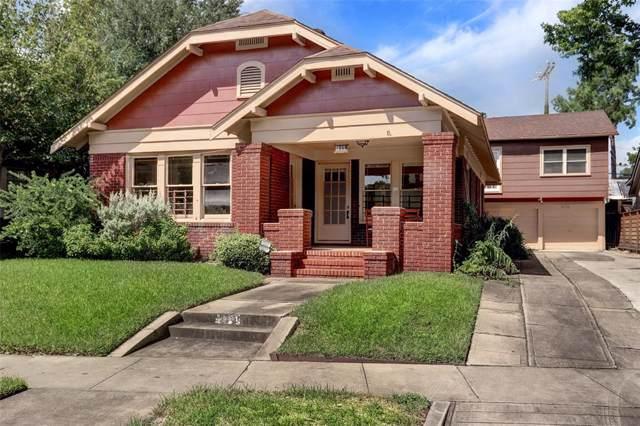 911 Teetshorn Street, Houston, TX 77009 (MLS #34571858) :: The SOLD by George Team