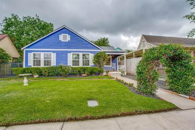 1119 Dorothy Street, Houston, TX 77008 (MLS #34603451) :: The Property Guys