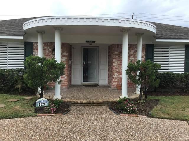 5520 Teal Drive, Galveston, TX 77551 (MLS #34608682) :: The Freund Group
