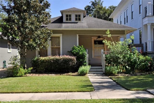 1220 Arlington Street, Houston, TX 77008 (MLS #34613037) :: Lion Realty Group / Exceed Realty