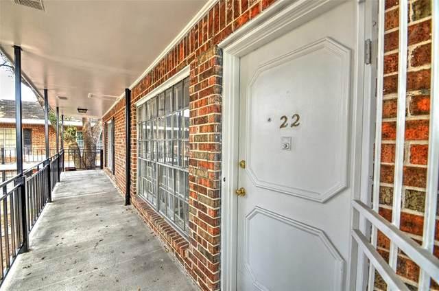 6405 Westward Street #22, Houston, TX 77081 (MLS #34622595) :: The SOLD by George Team