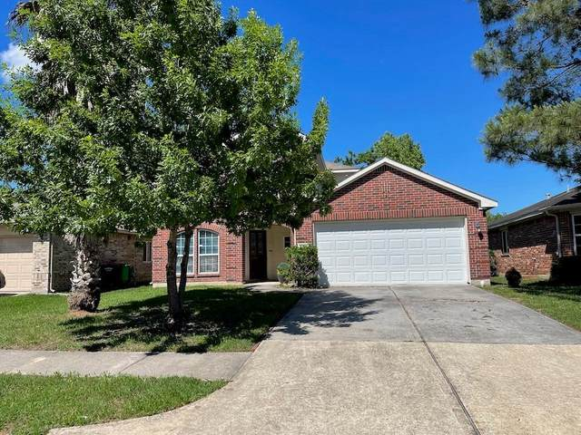 3315 Falcon Trail, Spring, TX 77373 (MLS #34626060) :: The SOLD by George Team