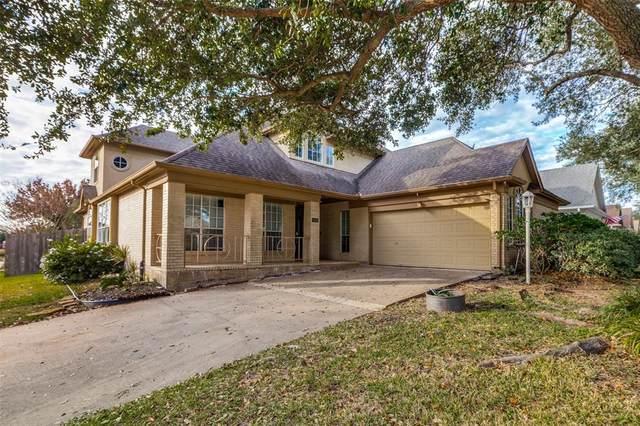 201 Las Brisas Street, Kemah, TX 77565 (MLS #34626837) :: Ellison Real Estate Team
