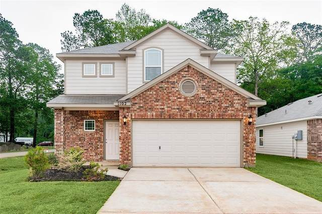 1102 Parkhurst Avenue, Cleveland, TX 77327 (MLS #34628517) :: The SOLD by George Team