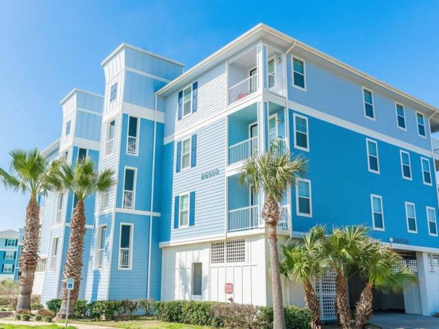 26550 Mangrove Drive #203, Galveston, TX 77554 (MLS #34633814) :: Texas Home Shop Realty