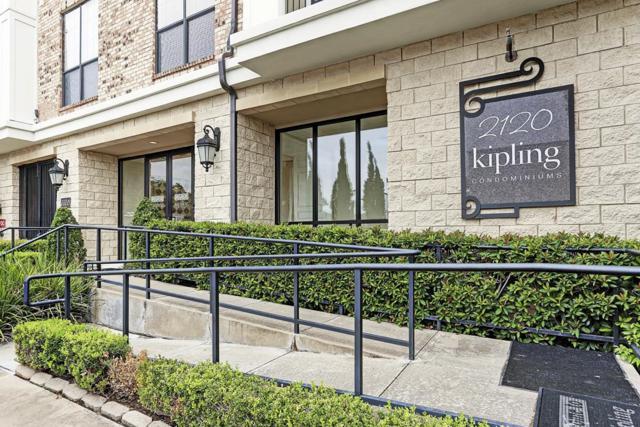 2120 Kipling Street #201, Houston, TX 77098 (MLS #3463439) :: Glenn Allen Properties