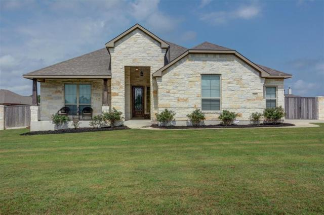 285 Chisholm Trl Trail, Bastrop, TX 78602 (MLS #34638421) :: The SOLD by George Team