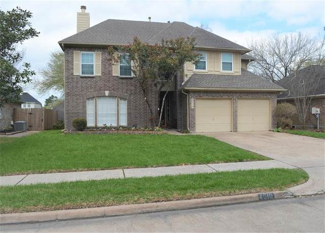 4010 Cartagena Drive, Pearland, TX 77581 (MLS #34648967) :: Green Residential