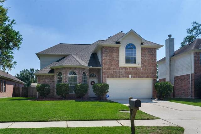 2922 Fern Hill Drive, Spring, TX 77373 (MLS #34650033) :: Texas Home Shop Realty
