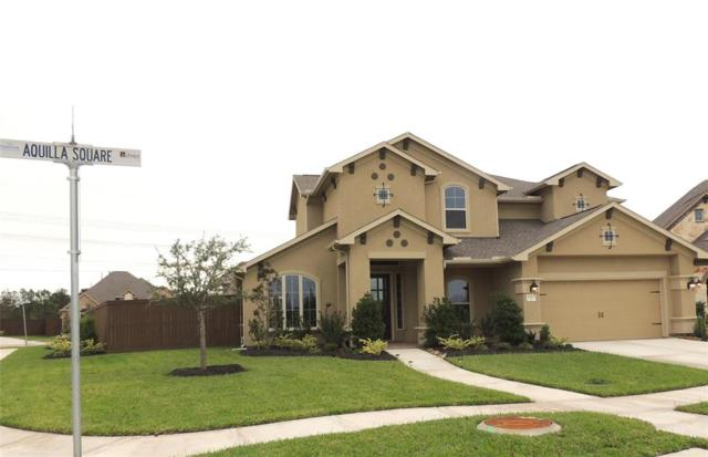 643 Aquilla Square, Webster, TX 77598 (MLS #34653564) :: REMAX Space Center - The Bly Team