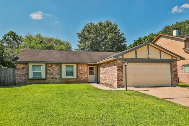 21127 Southern Colony Court, Katy, TX 77449 (MLS #34663904) :: The Bly Team