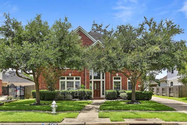 2414 Havencrest Court, Pearland, TX 77584 (MLS #34668236) :: The Heyl Group at Keller Williams
