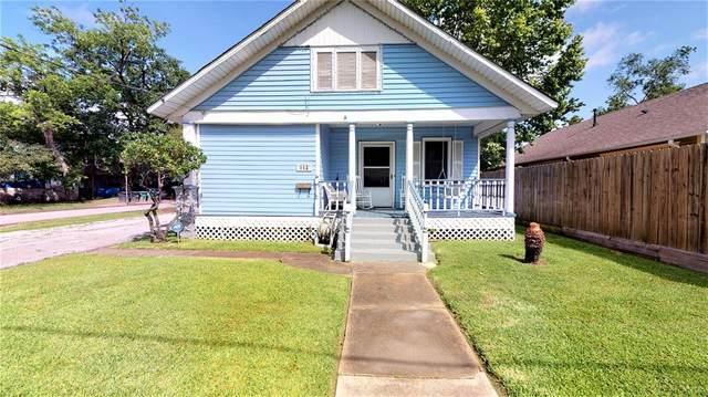 402 Cosmos Street, Houston, TX 77009 (MLS #34691504) :: Caskey Realty