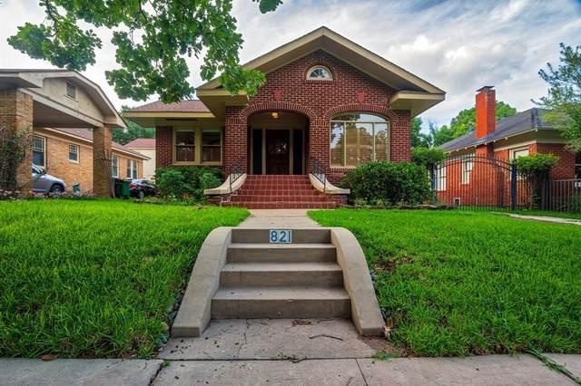 821 Teetshorn Street, Houston, TX 77009 (MLS #34696299) :: The SOLD by George Team