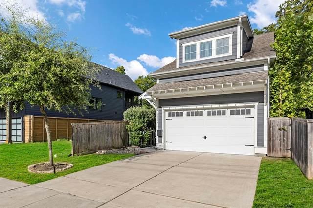 3329 Cornell Street B, Houston, TX 77022 (MLS #34702699) :: The Home Branch