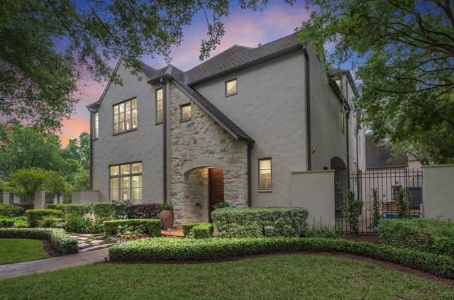 2405 Brentwood Drive, Houston, TX 77019 (MLS #34706167) :: Caskey Realty