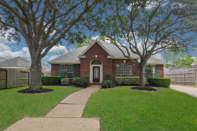 1303 Hathorn Way Drive, Houston, TX 77094 (MLS #34709467) :: The Heyl Group at Keller Williams