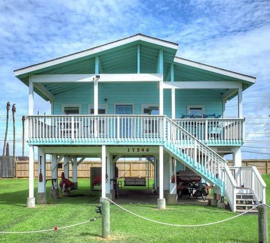 17546 Bristow Drive, Galveston, TX 77554 (MLS #34720402) :: The SOLD by George Team