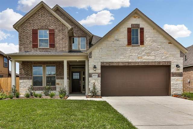 1927 Shallow Canyon Lane, Katy, TX 77494 (MLS #34726333) :: The Bly Team