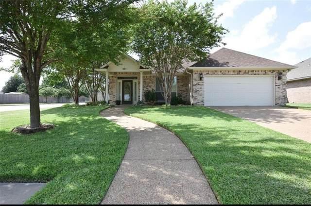 301 Bernburg Lane, College Station, TX 77845 (MLS #3472707) :: Lerner Realty Solutions