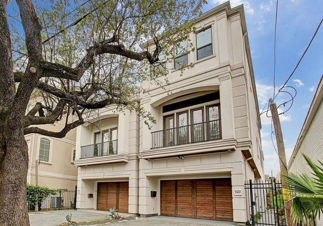 2410 Ralph St Street, Houston, TX 77006 (MLS #34739953) :: The Home Branch