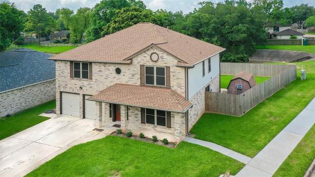 2135 Victoria Gardens Drive, Richmond, TX 77406 (MLS #34742619) :: The SOLD by George Team