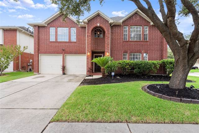 2502 Johnsbury Drive, Houston, TX 77067 (MLS #34742923) :: NewHomePrograms.com LLC