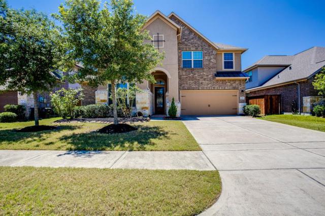 17807 Creek Bluff Lane, Cypress, TX 77433 (MLS #34745070) :: The SOLD by George Team
